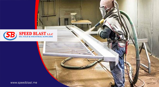 Portable Sandblaster in UAE For Exceptional Cleaning