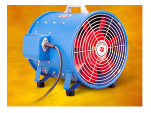 Portable Electrical Ventilator blower